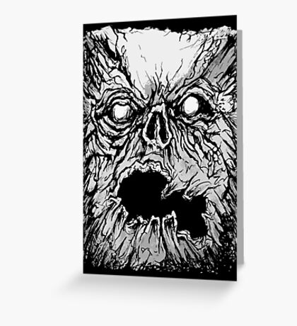 Evil Dead - The Book of the Dead - Necronomicon Greeting Card