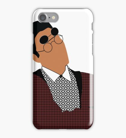 A Different World Dwayne Wayne iPhone Case/Skin