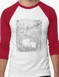 Evil Dead - The Book of the Dead - Necronomicon Men's Baseball ¾ T-Shirt