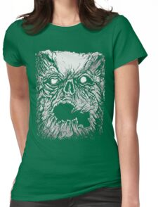 Evil Dead - The Book of the Dead - Necronomicon Womens Fitted T-Shirt