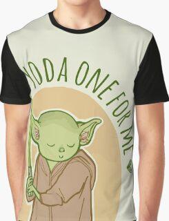 Yo'da one for me Graphic T-Shirt