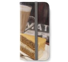Coffee and Caramel iPhone Wallet/Case/Skin