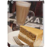 Coffee and Caramel iPad Case/Skin