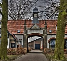 Headquarter in Holland during WW II  by Thea 65