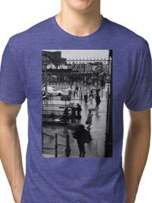 London, England, UK, 2000 Tri-blend T-Shirt