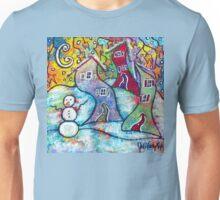 Wonderfully Wacky Winter Unisex T-Shirt