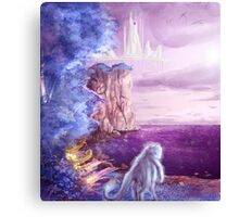 in another land Canvas Print