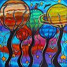 Little Space Travelers by Juli Cady Ryan