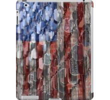 Never Forget American Sacrifice iPad Case/Skin