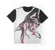 """Blood lust"" Graphic T-Shirt"