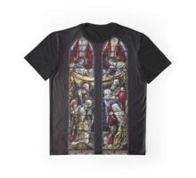 stained glass nr1 Graphic T-Shirt