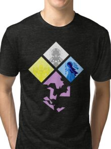 Steven Universe - The Great Diamond Authority Tri-blend T-Shirt