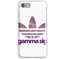Sporty Gamma Sig iPhone Case/Skin