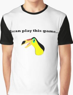 Toucan play this game Graphic T-Shirt