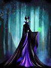 Maleficent (Sleeping Beauty Evil Queen) by Annya Kai