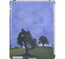 Cloudy Grazing iPad Case/Skin