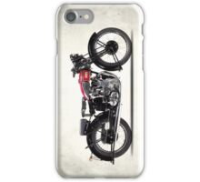The Series A Comet iPhone Case/Skin
