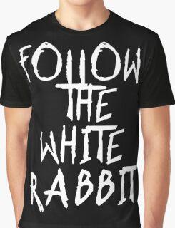 Follow the white rabbit... no. 2 Graphic T-Shirt