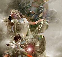 Ghosts of Cupid. by - nawroski -
