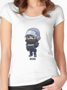 Rook Women's Fitted Scoop T-Shirt
