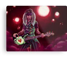 Jagger Hare Concept Art Metal Print