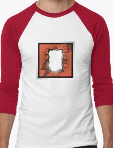 Thermite Men's Baseball ¾ T-Shirt