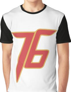 SOLDIER • 76 Graphic T-Shirt