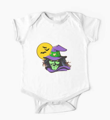 Wicked Witch One Piece - Short Sleeve