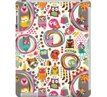 Cute Owls iPad Case/Skin