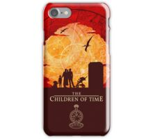 The Children of Time - Quote iPhone Case/Skin