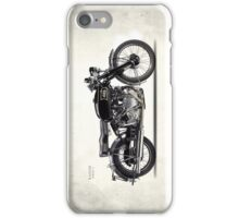 The Series C Rapide iPhone Case/Skin