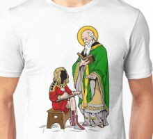 ST LEANDER OF SEVILLE  Unisex T-Shirt