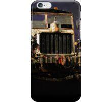 Comma Truck iPhone Case/Skin