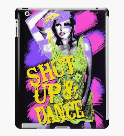 Shut Up And Dance iPad Case/Skin