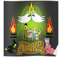 The Wizard of Oooz Poster