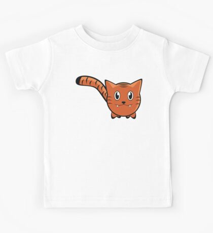 Tiger Cat Army Kids Tee