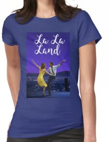LalaLand Womens Fitted T-Shirt
