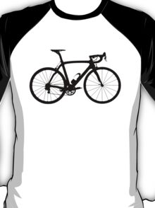 Bike Black (Big) T-Shirt