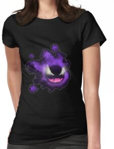 Awfully Ghastly Womens Fitted T-Shirt