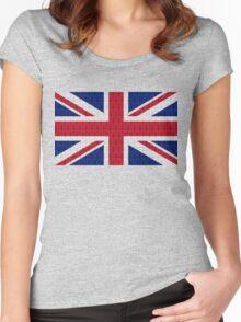 Sherlock Wallpaper Jack Women's Fitted Scoop T-Shirt