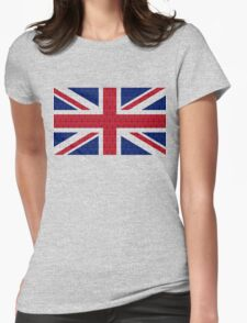 Sherlock Wallpaper Jack Womens Fitted T-Shirt