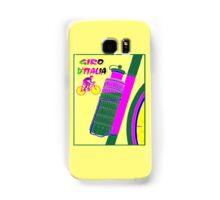 """GIRO D ITALIA BICYCLE"" Racing Advertising Print Samsung Galaxy Case/Skin"