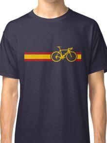Bike Stripes Spanish National Road Race Classic T-Shirt