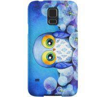 Lunar Owl Samsung Galaxy Case/Skin