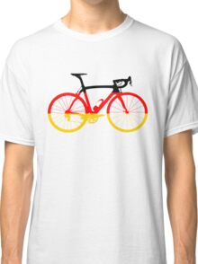Bike Flag Germany (Big) Classic T-Shirt
