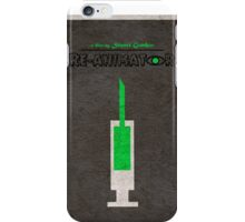 Re-Animator iPhone Case/Skin
