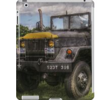 Truck To Hell iPad Case/Skin