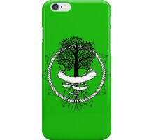 Yggdrasil - Family, Union, Togetherness, Oneness With The World iPhone Case/Skin