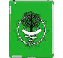 Yggdrasil - Family, Union, Togetherness, Oneness With The World iPad Case/Skin