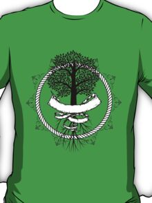Yggdrasil - Family, Union, Togetherness, Oneness With The World T-Shirt